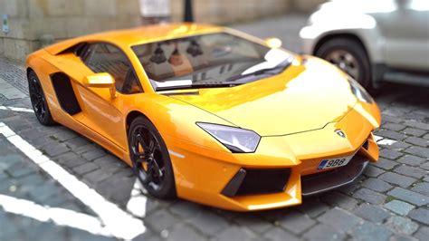 Car, Lamborghini, Yellow, Wheels, Supercars, Luxury, Royal