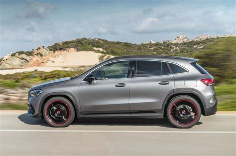 11,5 l/100 luxury made by amg. 2020 Mercedes GLA: crossover on sale from £32,640 | Autocar
