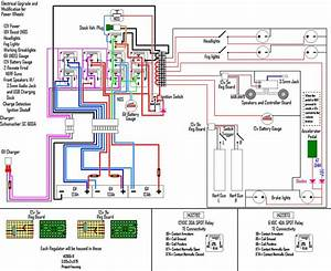 Automatic Charging Relay Wiring Diagram Gallery