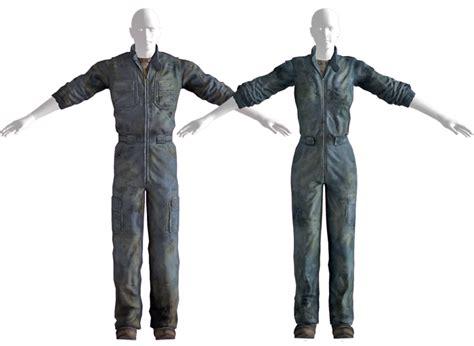 fallout 3 jumpsuit repairman jumpsuit the fallout wiki fallout vegas