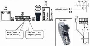 Intellisys Modbus Com Port To Db9 Cm 1241