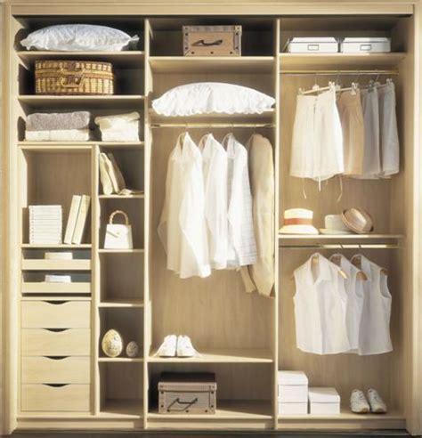 modèles de placards de chambre à coucher beauté de placard de la chambre dressing idees