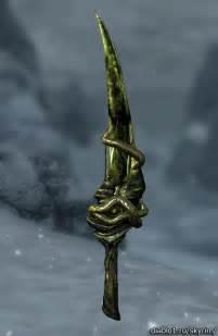 Skyrim Dragonborn Miraak Sword