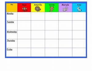 Table Points Tally Chart By Sairer - Teaching Resources