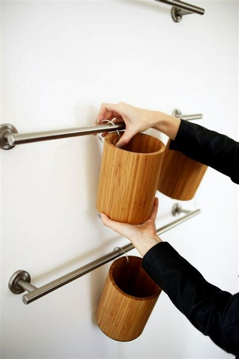 rangement pour ustensiles cuisine 15 idées de rangements muraux pour la cuisine à bricoler soi même des idées