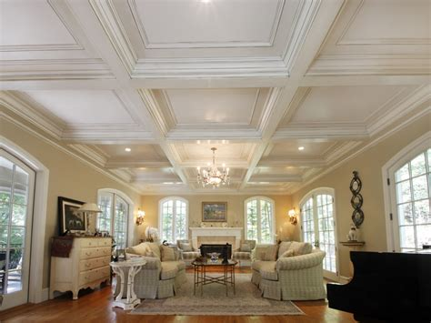 coffered ceilings wainscot solutions