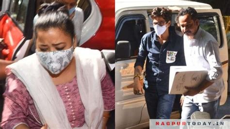 Comedian Bharti Singh's husband arrested by NCB Nagpur ...