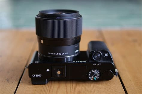 sigma 56mm f1 cameralabs