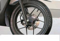 pelek all new honda vario 150 esp lebih lebar dan ban tubeless tribunnews com
