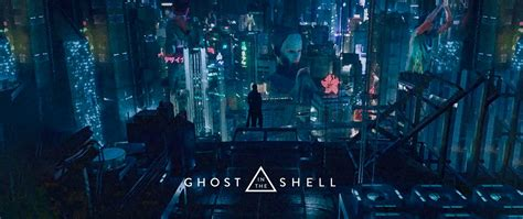 New Anime Wallpaper 2017 - ghost in the shell 2017 wallpaper 2560x1080 png by
