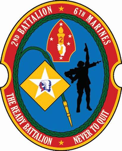 Battalion 6th 2nd Usmc Marines Marine Regiment