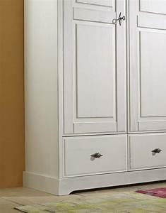 Kleiderschrank Weiß 200 Cm : sam kleiderschrank wei kiefer massiv 160 x 200 cm marie ~ Bigdaddyawards.com Haus und Dekorationen