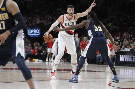 Trail Blazers' Jusuf Nurkic motivated for 1st game back in ...