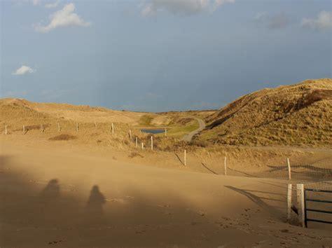 eine radtour durch den nationalpark zuid kennemerland