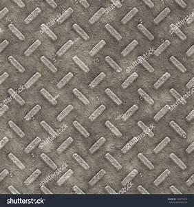 Grunge Bumpy Metal Plate Seamless Texture Background ...