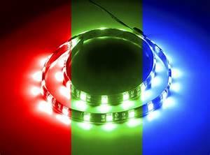 Led Strips Rgb : cablemod widebeam magnetic rgb led strip 60cm cablemod ~ Frokenaadalensverden.com Haus und Dekorationen