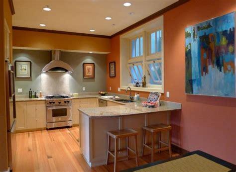 peinture pour cuisine rustique peinture cuisine 40 idées de choix de couleurs modernes