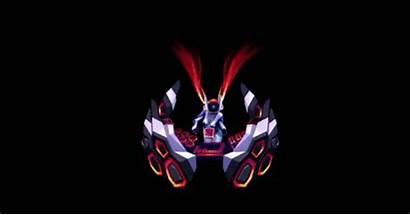 League Legends Dj Sona Animated Cool Skin
