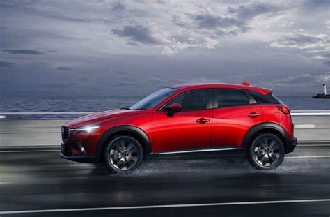 mazda cx  unveiled  la auto show performancedrive