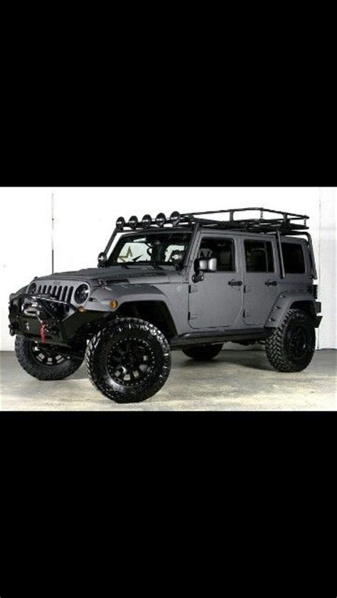 jeep matte grey matte grey jeep rubicon jeep pinterest