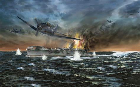 Battle Midway Art