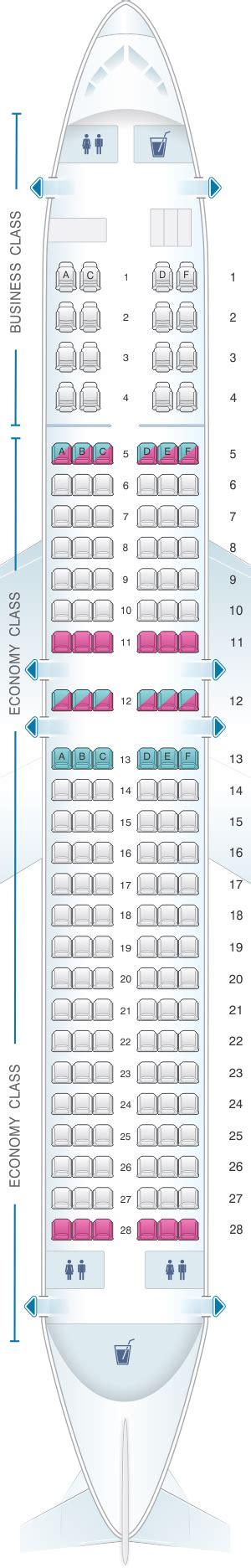 boeing 737 plan sieges plan de cabine egyptair boeing b737 800 seatmaestro fr