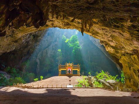 thailand kuha karuhas pavilion  phraya nakhon cave