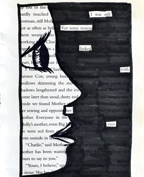 poet  experiment  blackout poetry  mariyam saigal yourquote stories