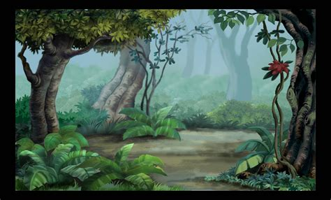 Animated Jungle Wallpaper - animated jungle backgrounds www pixshark images