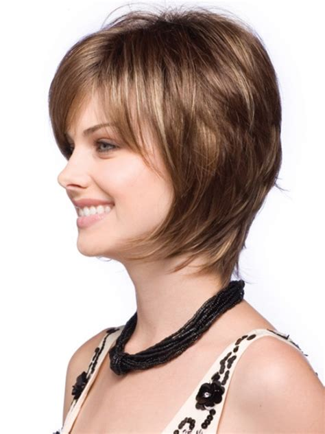 16 short hairstyles for thick hair olixe style