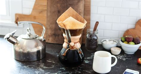 The solid grounds are usually separated, and coffee is served fully liquid. Who Invented the Coffee Filter? | POPSUGAR Food