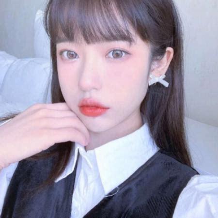 韩系ins女头,最新最潮韩系女头2020-女生头像