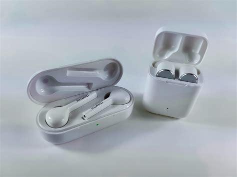 true wireless  ear headphones review huawei freebuds