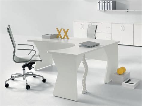 organiser un bureau bureau d 39 angle pas cher en bois avec retour ikone