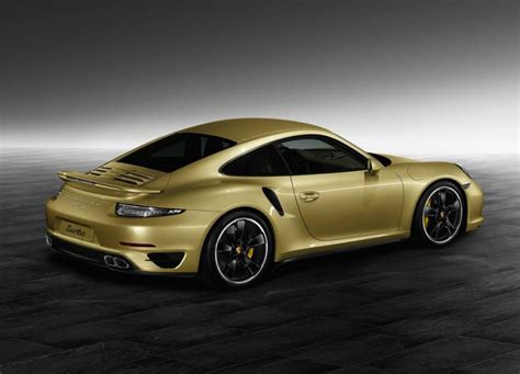 porsche exclusive  turbo adds bespoke features
