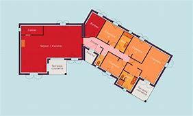 Hd Wallpapers Plan De Maison Plain Pied 4 Chambres En V Top