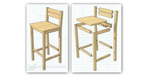 diy bar stools woodarchivist