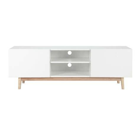 maison du monde nimes cool meuble de maison meuble tv vintage en bois blanc l cm artic maisons du with table de