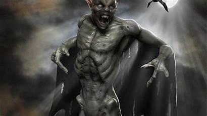 Vampire Dark Wallpapers Demons Background Creepy Fantasy