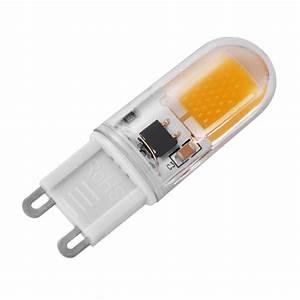Leuchtmittel Led G9 : sunix 4 10 5w g9 cob led birne dimmbar 220v leuchtmittel stiftsockel lampe acdc ebay ~ Markanthonyermac.com Haus und Dekorationen
