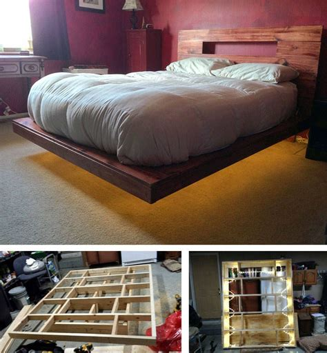 Betten Zum Selber Bauen by Bett Selber Bauen 12 Einmalige Diy Bett Und Bettrahmen