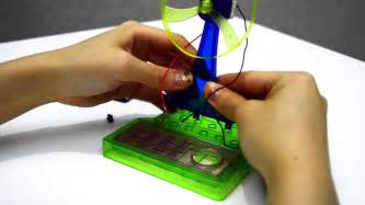 science diy electrical fan science science project