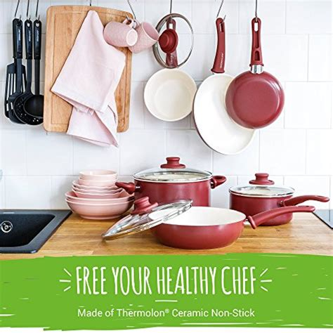 ceramic cookware amazon greenlife nonstick check rated
