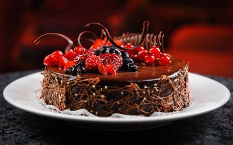 dessert chocolat et fruits