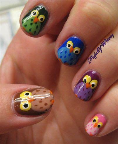animal nail designs animal nail entertainmentmesh
