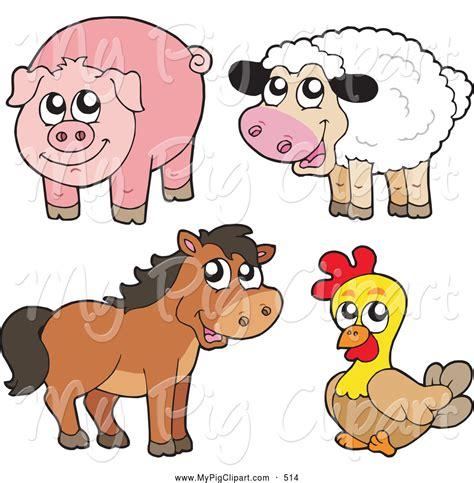 clipart animals farm animals clipart for 101 clip