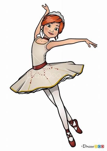 Ballerina Felicie Milliner Draw Drawdoo