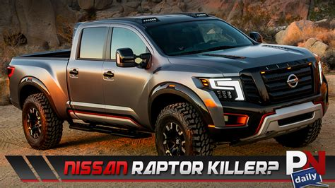 Did Nissan Just Create A Ford Raptor Killer? Check Out The