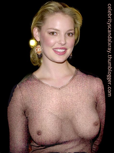 Katherine Heigl Nipple Slip Nude New Img