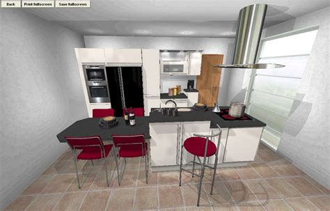 faire plan de cuisine simple logiciel plan de cuisine gratuit logiciel meuble